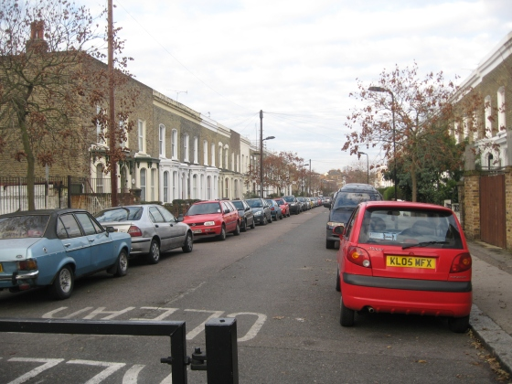 Rushmore Road