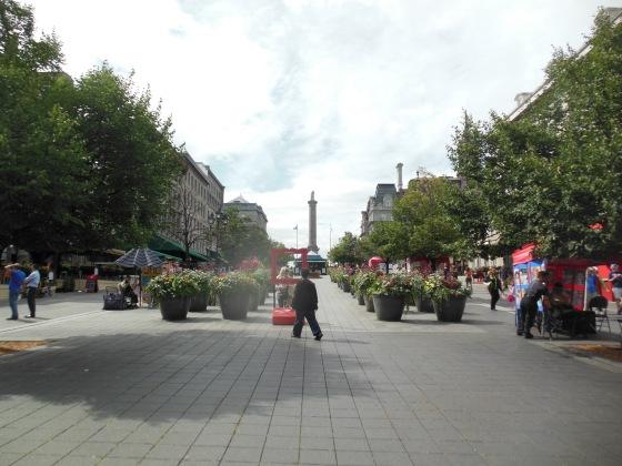 Praça Jacques Cartier