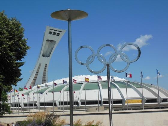 Estádio Olímpico de Montreal