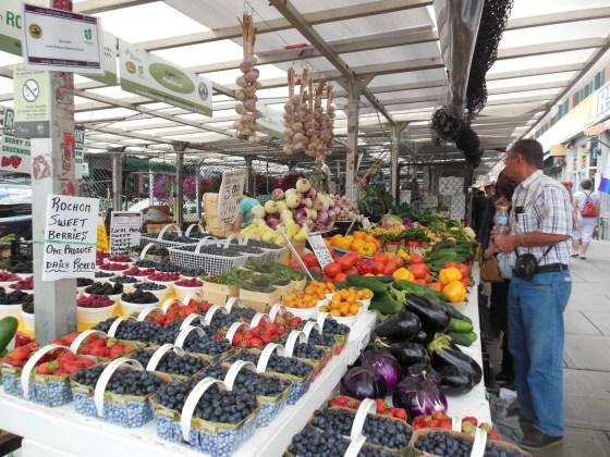 Bay Ward Market