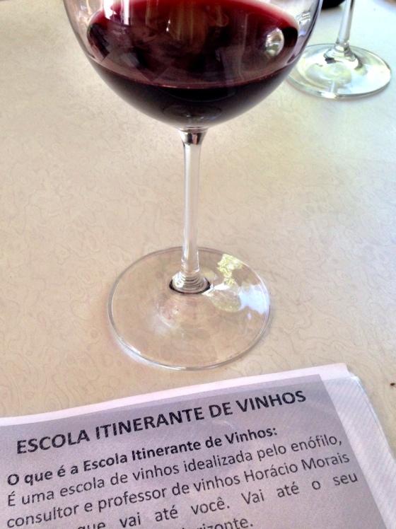 Motorhome agora dá espaço à Escola Itinerante de Vinhos