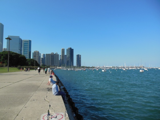 Lakeshore e lago Michigan