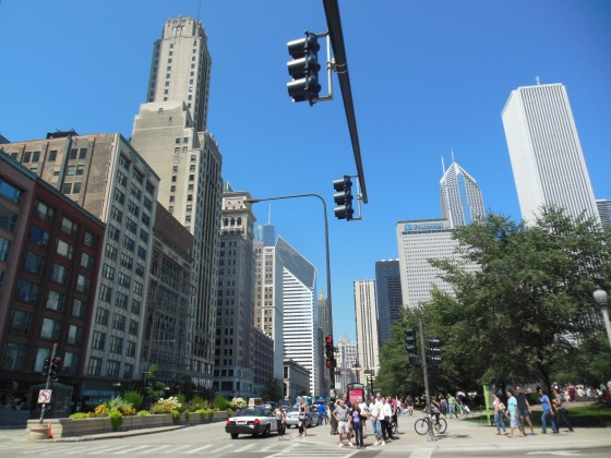 Michigan Avenue