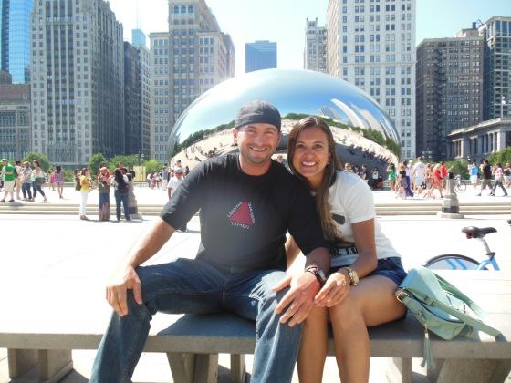 Chicago, voltaremos em breve!