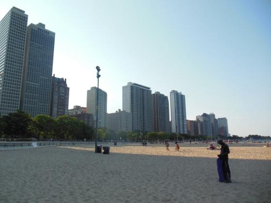 Praia de Chicago