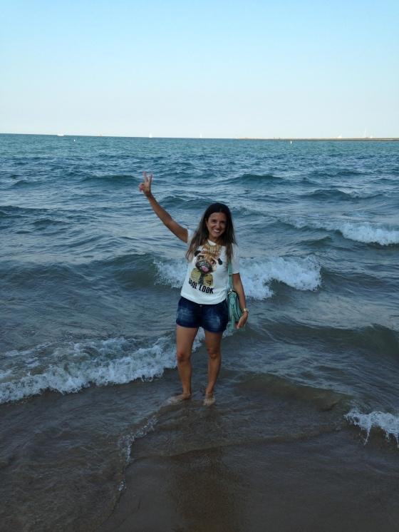 Lago que mais parece mar