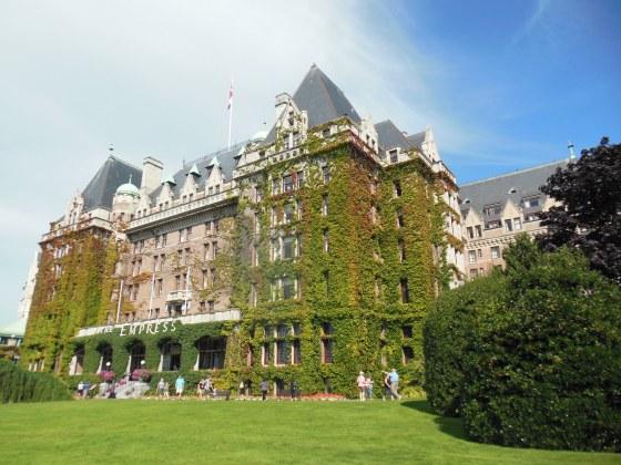Farimont, hotel que mais parece um castelo