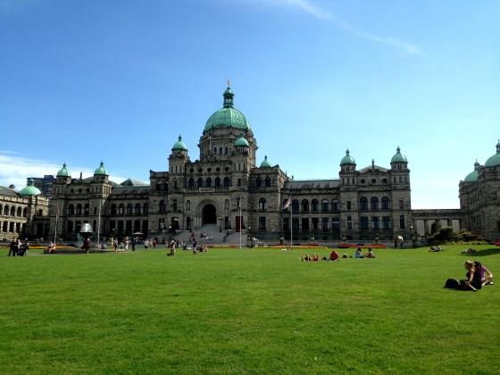 Parlamento de British Columbia